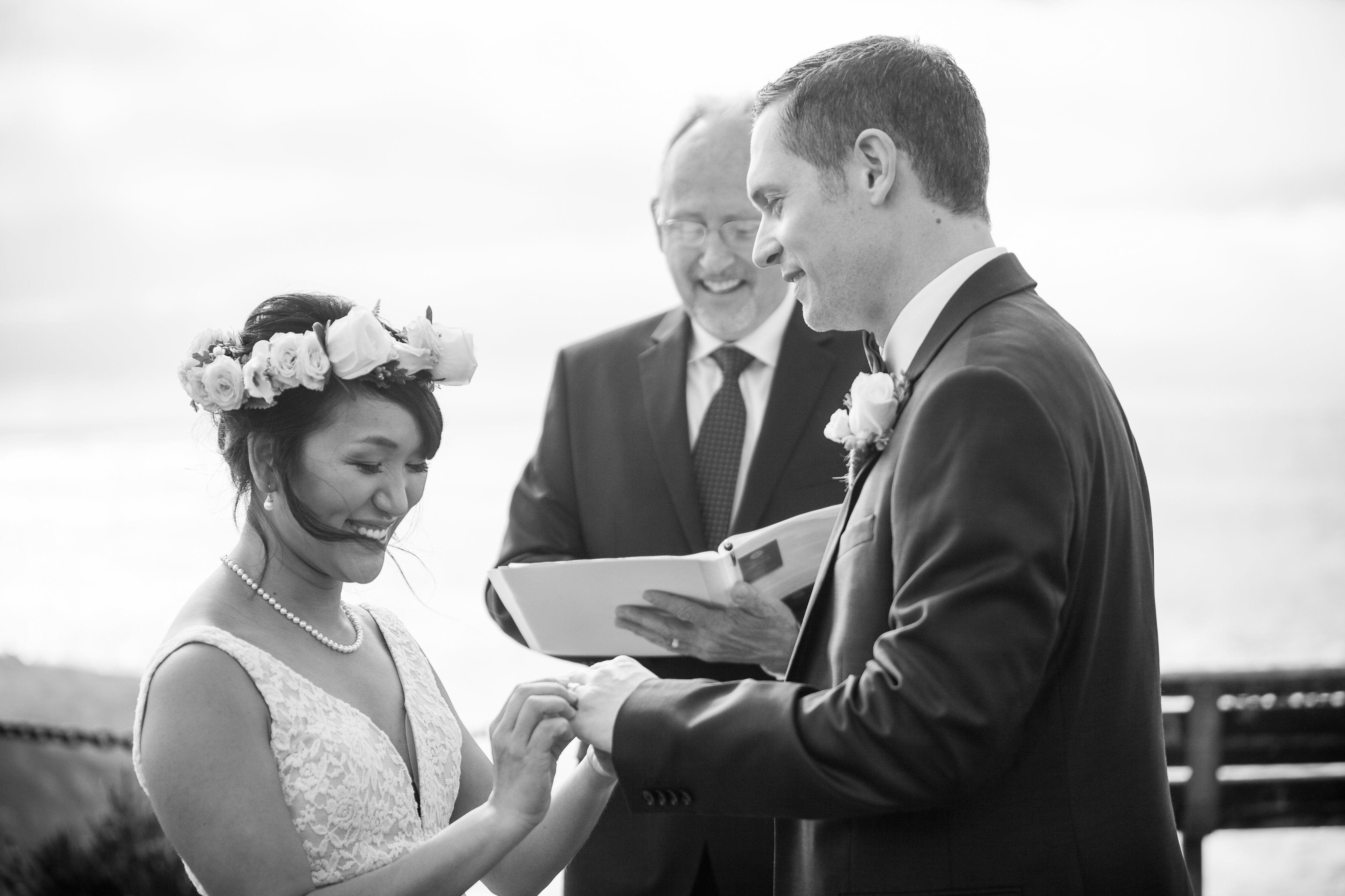 New Officiant: Ric